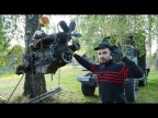 ЗИЛ-157 Ставим мотор весом в 575кг!