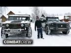 Что может РУССКИЙ ХАММЕР на базе ГАЗ-66 с японским V8 1UZ