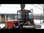 Испытываем турбину от мерседеса на тракторе! (Турбо-трактор, часть 8)