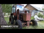 Строим турбо-трактор под Offroad! Начало проекта!