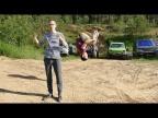 Offroad c Academeg. Range Rover не смог
