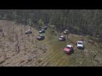 Братина Трофи 2016. Land Cruiser, Defender и другие в битве на болоте.