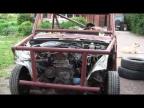 hand made buggy first run