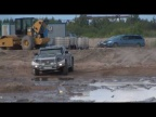 Kombat T98 Armored car Off Road