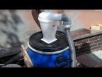 циклонный фильтр для гаража или мастерской