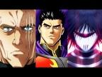 ВСЕ 17 Героев S класса, их силы и способности из аниме Ванпанчмен.