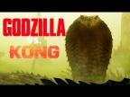 Новый монстр в киноленте Годзилла против Кинг Конга.