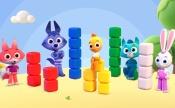 Разноцветные башни