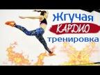 ЖГУЧАЯ КАРДИО ТРЕНИРОВКА   Фитнес дома