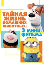 Постер к фильму Тайная жизнь домашних животных: 3 мини-фильма 2016