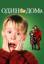Постер к фильму Один дома 1990
