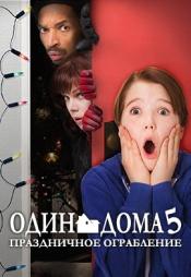 Постер к фильму Один дома 5: Праздничное ограбление 2012