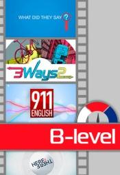 Постер к сериалу Средний уровень 2008