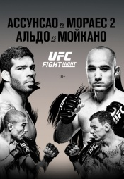 Постер к сериалу UFC Fight Night Fortaleza 2019