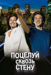 Постер к фильму Поцелуй сквозь стену 2010