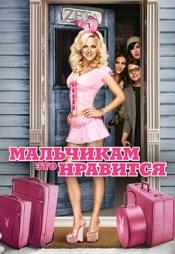Постер к фильму Мальчикам это нравится 2008