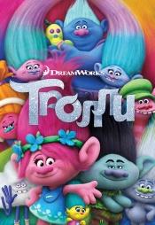 Постер к фильму Тролли 2016