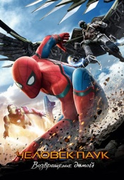 Постер к фильму Человек-паук: Возвращение домой 2017
