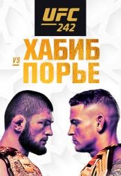 Постер к сериалу UFC 242 2019