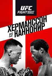 Постер к сериалу UFC Fight Night Copenhagen 2019