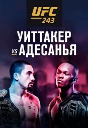 Постер к сериалу UFC 243 2019