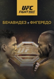 Постер к сериалу UFC Fight Night Norfolk 2020
