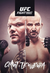 Постер к сериалу UFC Fight Night Jacksonville 2020
