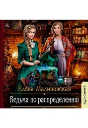 Постер к фильму Ведьма по распределению. Елена Малиновская 2020