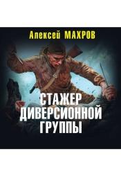 Постер к фильму Стажер диверсионной группы. Алексей Махров 2020
