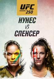 Постер к сериалу UFC 250 2020