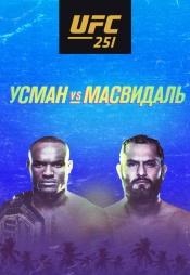 Постер к сериалу UFC 251 2020