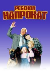 Постер к фильму Ребёнок напрокат 1995