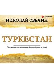 Постер к фильму Туркестан. Николай Свечин 2020