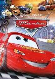 Постер к фильму Тачки 2006