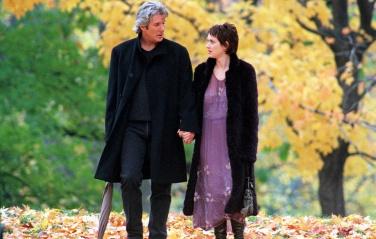 Осень в кино