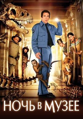 Постер к фильму Ночь в музее 2006