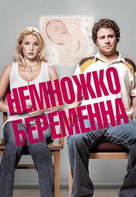 Постер к фильму Немножко беременна 2007