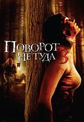 Постер к фильму Поворот не туда 3 2009