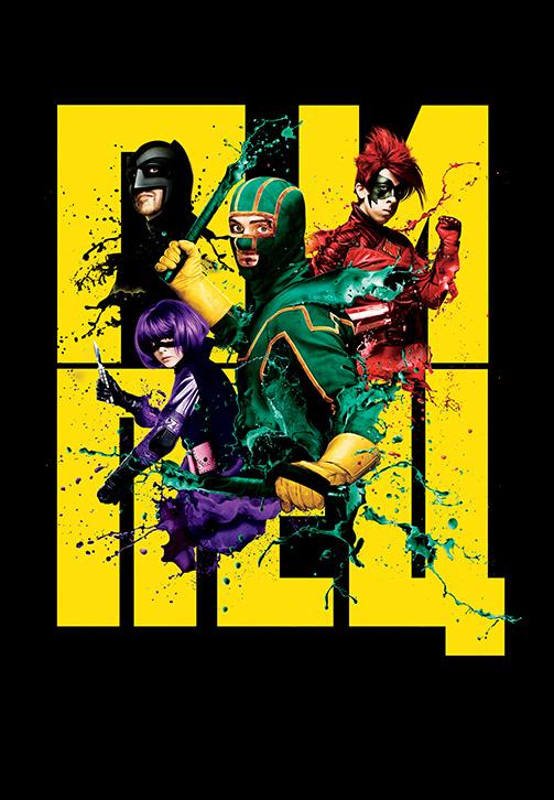 Постер к фильму Пипец 2010