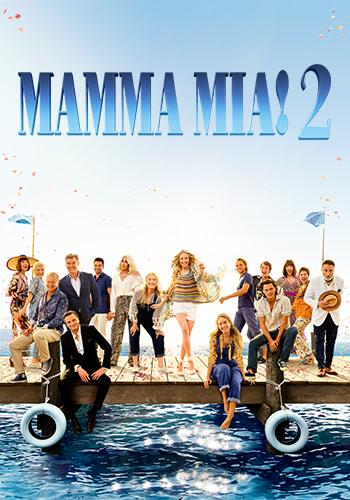 Постер к фильму Мамма MIA! 2 2018
