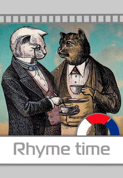 Постер к сериалу Rhyme time 2017