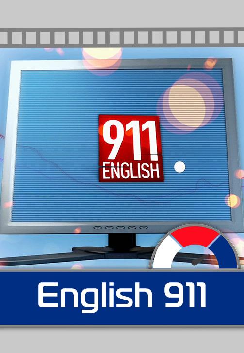 Постер к сериалу English 911 2017