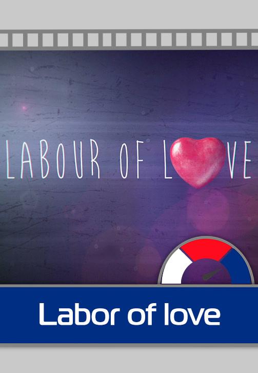 Постер к сезону Labour of Love 2015
