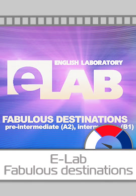 Постер к сезону E-lab: Fabulous Destinations 2013