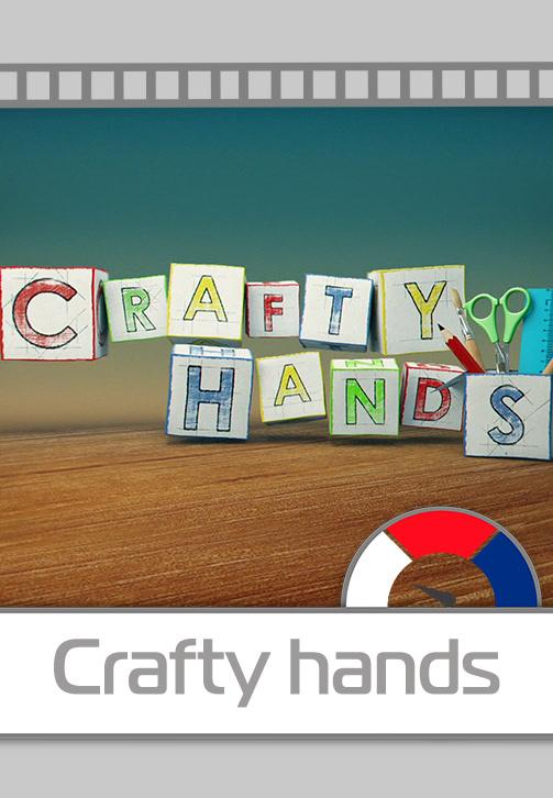 Постер к сезону Crafty Hands 2nd season 2016