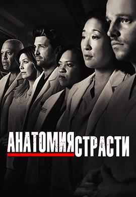 Постер к сезону Анатомия страсти. Сезон 7 2010