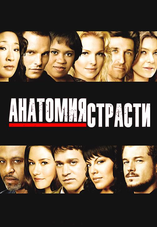 Постер к сериалу Анатомия страсти. Сезон 4 2007
