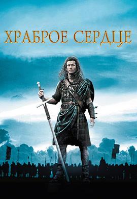 Постер к фильму Храброе сердце 1995