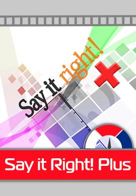 Постер к эпизоду Say it Right! Plus. Серия 4 2008