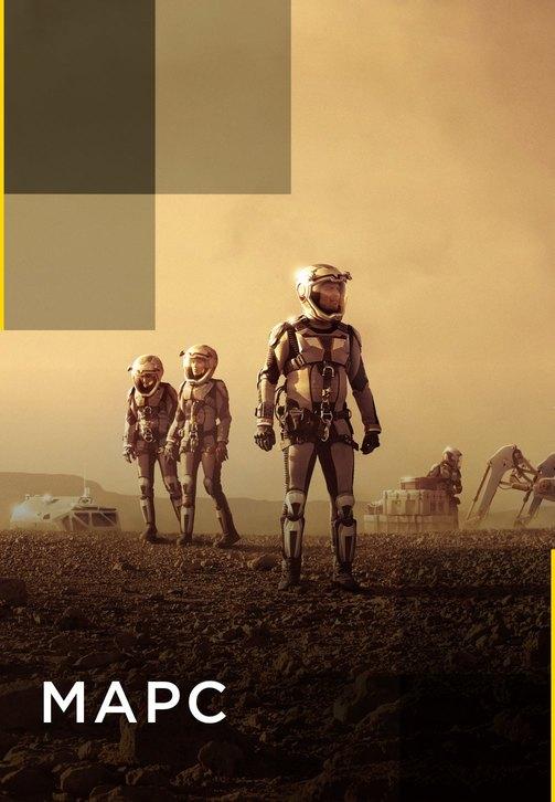 Постер к эпизоду Марс. Сезон 1. Серия 4 2016